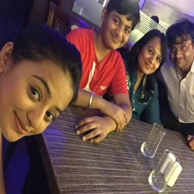 Helly Shah family, biography, boyfriend, TV shows, career, etc.