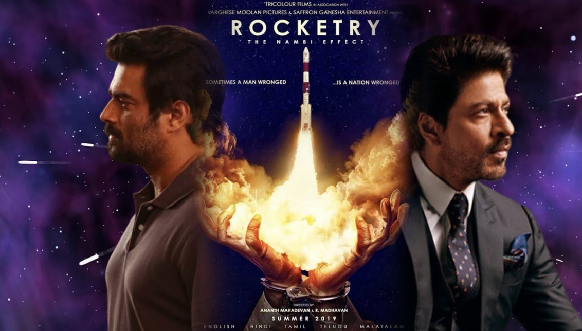 Rocketry The Nambi Effect