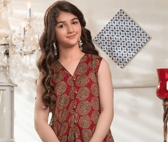Areesha Sultan Height and Weight